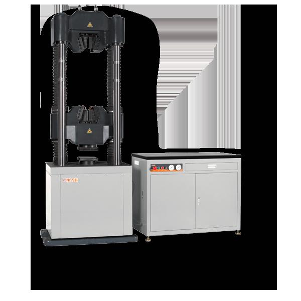 Servo hydraulic universal testing machine - Echo Lab